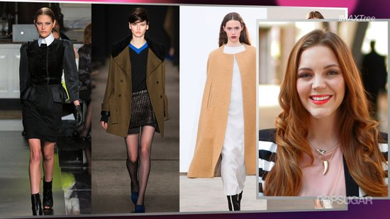 See the Hottest Color Trends From New York Fashion Week Fall 2013