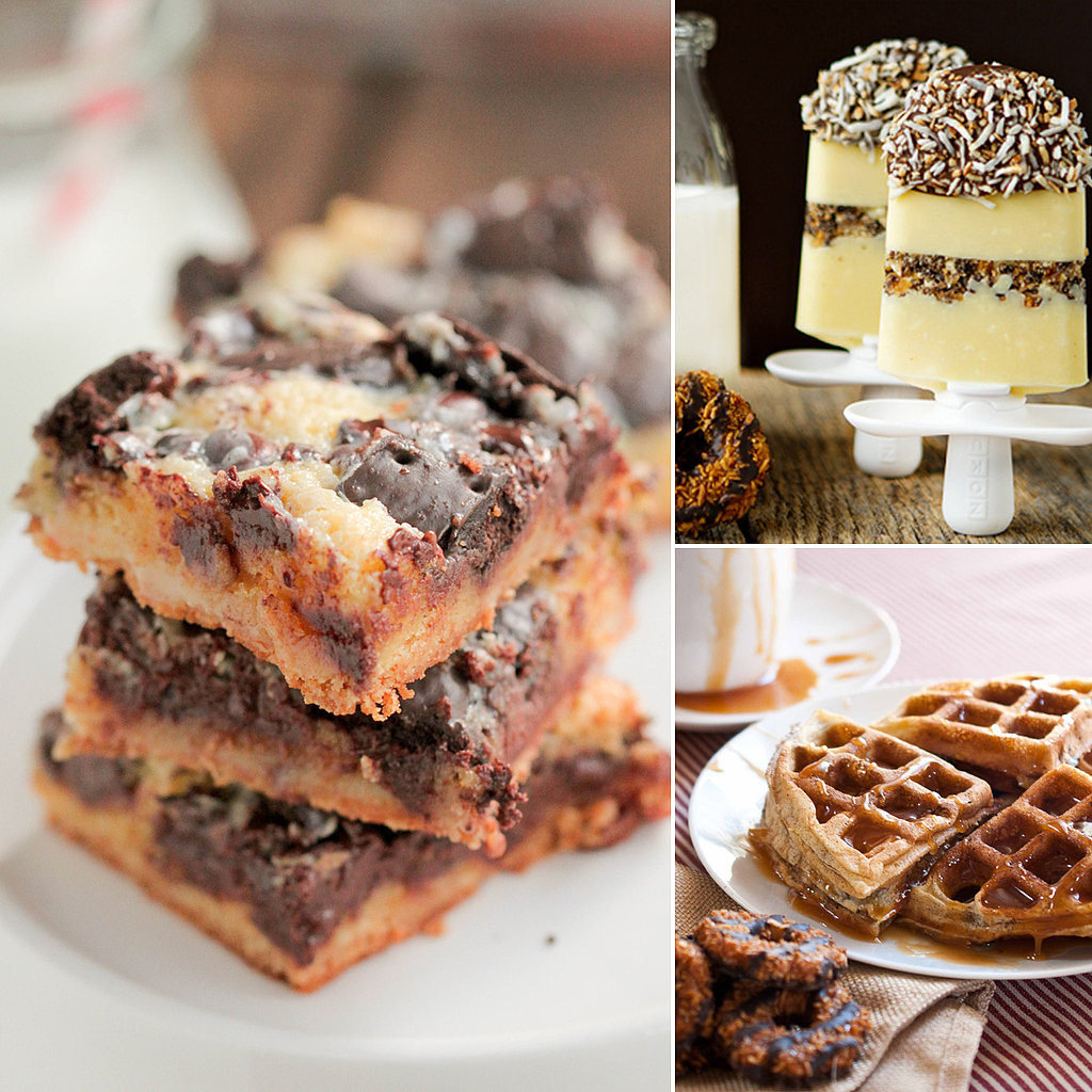 10 Sweets to Make With All the Cookies You Bought From Your Girl Scout