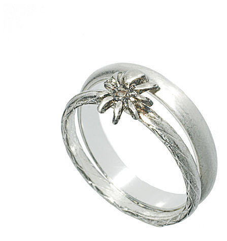 Bing Bang Tiny Spider Set Of Two Rings