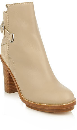 Acne Cypress leather boots