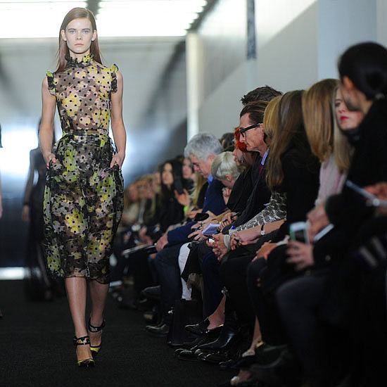 See Erdem Autumn Winter 2013 London Fashion Week Runway Show