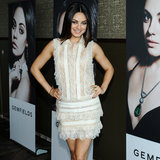 Mila Kunis Is Gemfields Jewelry Ambassador