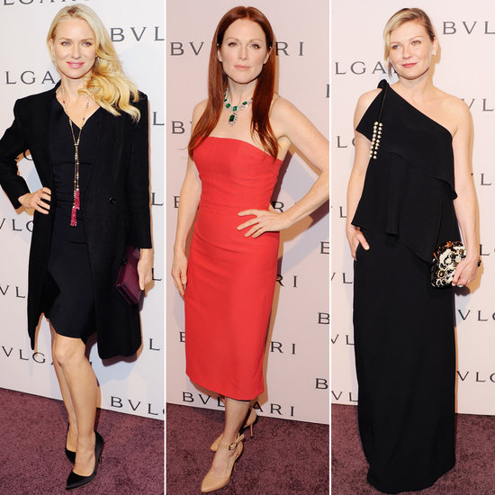 Bulgari's Pre-Oscars Soiree Brings Out the Stars and Major Jewellery