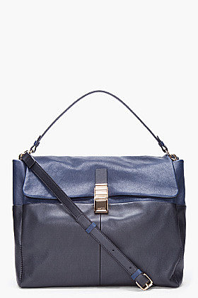 LANVIN Black For Me Shoulder Bag