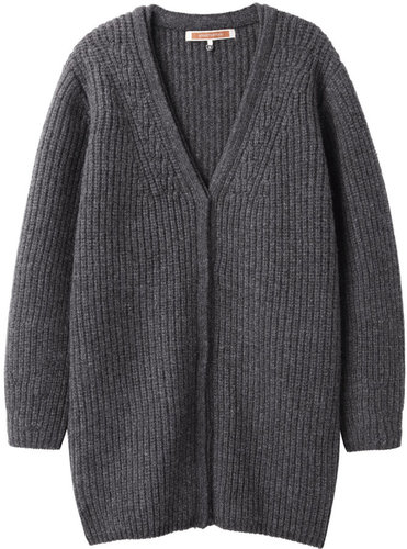 United Bamboo / Oversized Chunky Knit Cardigan