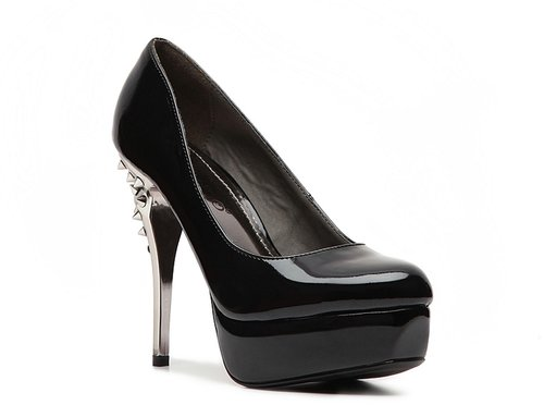 2 Lips Too Too Explosive Spiked Heel Pump