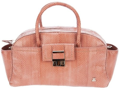 Lanvin Textured tote bag