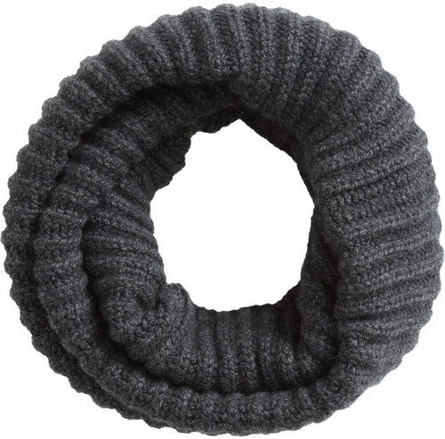 Barneys New York Double-Knit Cowl Scarf