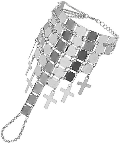 Square Cross Hand Chain