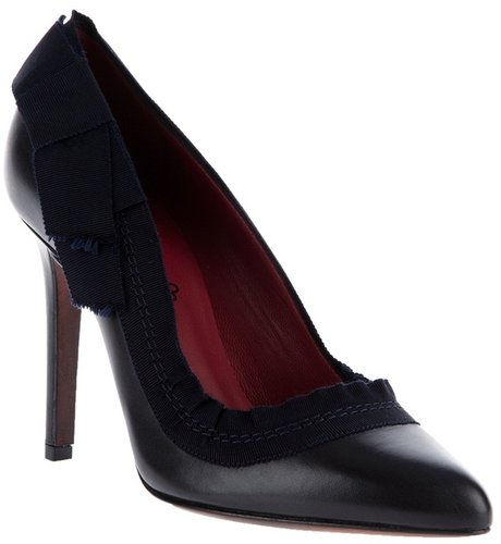 Lanvin court shoe