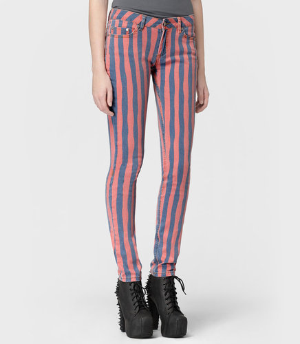 Insight Striped Beanpole Jeans