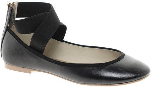ASOS LOST Ballet Flats