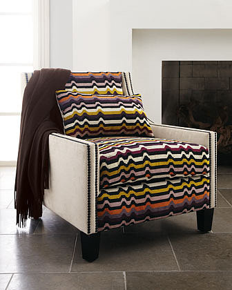 "Haute House ""Chevron"" Chair"