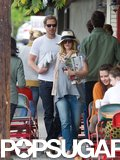 In April 2012, Drew Barrymore and Will Kopelman stepped out in LA for brunch.