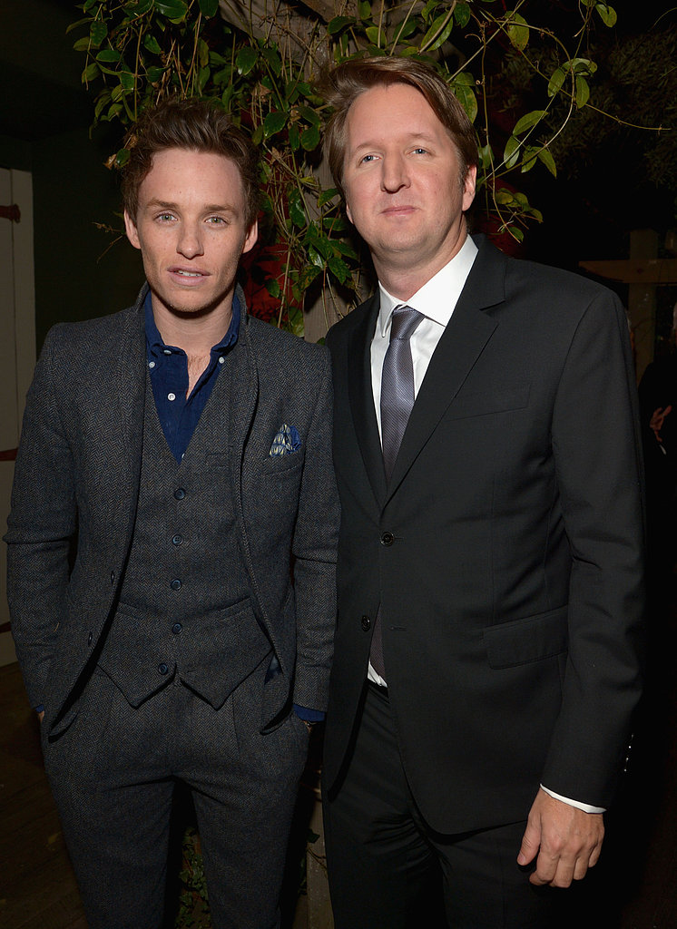 Eddie Redmayne Photos