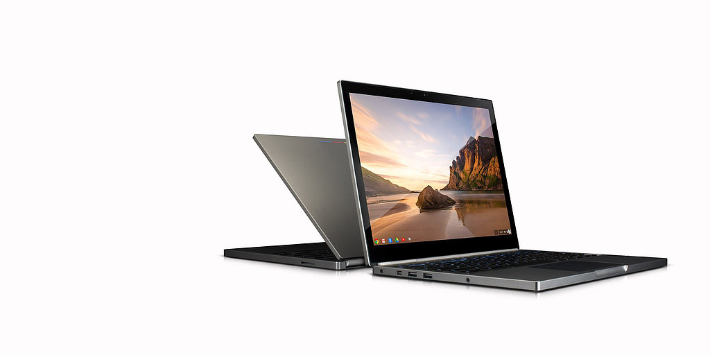 Chromebook Pixel: Google's New Premium High-Res, Touch-Enabled Laptop