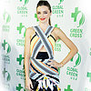 Miranda Kerr Stuns in Peter Pilotto Spring '13 at H&M Party