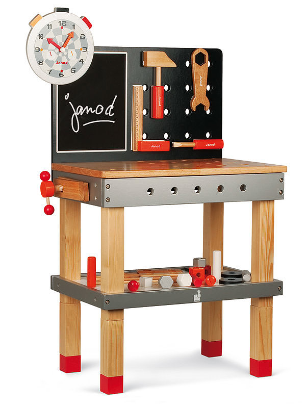 Janod Magnetic Workbench
