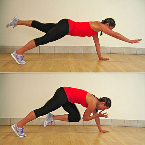Core: Two-Point Plank