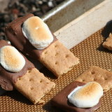 Toddler-Friendly S'more Sticks