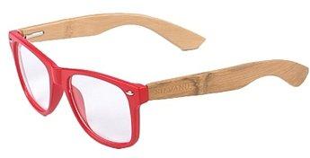 Carpentier Wood Temple Glasses