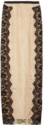By Malene Birger Leandro lace maxi skirt