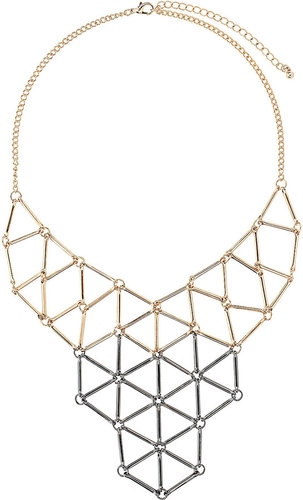 Ombre Linked Necklace