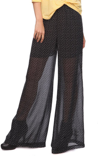 Requested Look: Sheer Wide Leg Beach Pants Options