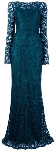 Dolce & Gabbana lace maxi dress