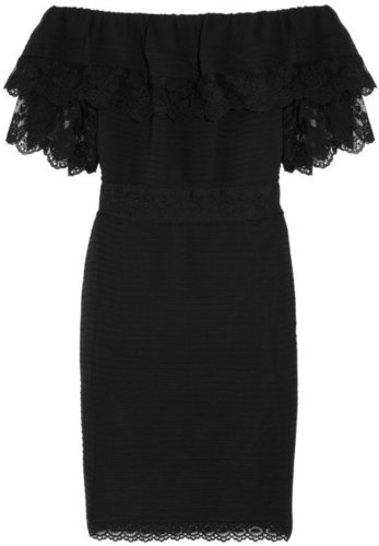 ALICE by Temperley Esmeralda georgette mini dress