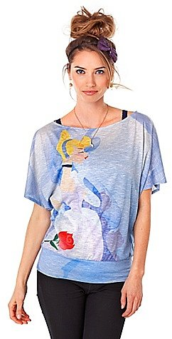 ''The Art of the Disney Princess'' Cinderella Tee for Women by Disney Couture