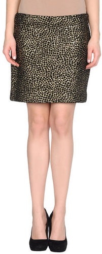 DIANE VON FURSTENBERG Knee length skirt