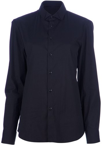 Emporio Armani Collar detail shirt