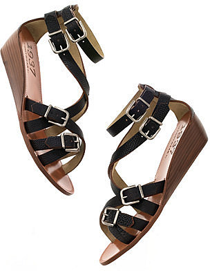 The whistlestop sandal