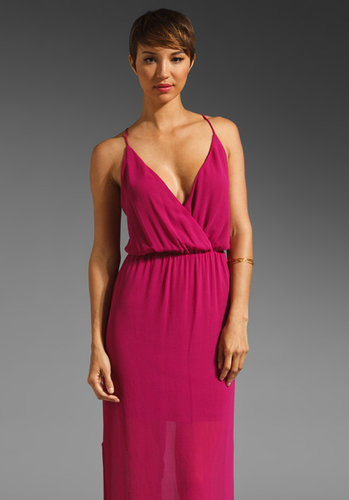 Rory Beca Chase Cross Back Gown