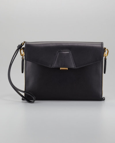 Alexander Wang Lydia Wristlet Clutch Bag, Black