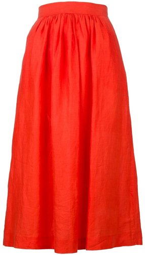 Giorgio Armani Vintage A line skirt