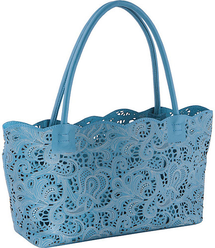 Jesselli Couture BUCO Small Lace Tote