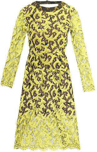Erdem Drew lace dress