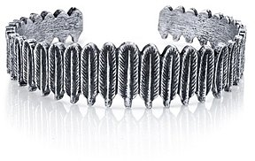 Small Feather Row Cuff