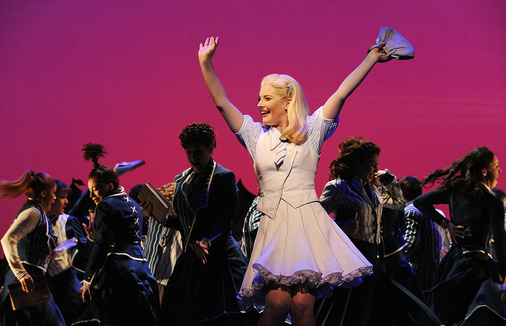 Galinda Upland in Wicked