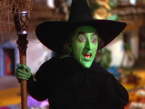 The Iconic Wicked Witch of the West