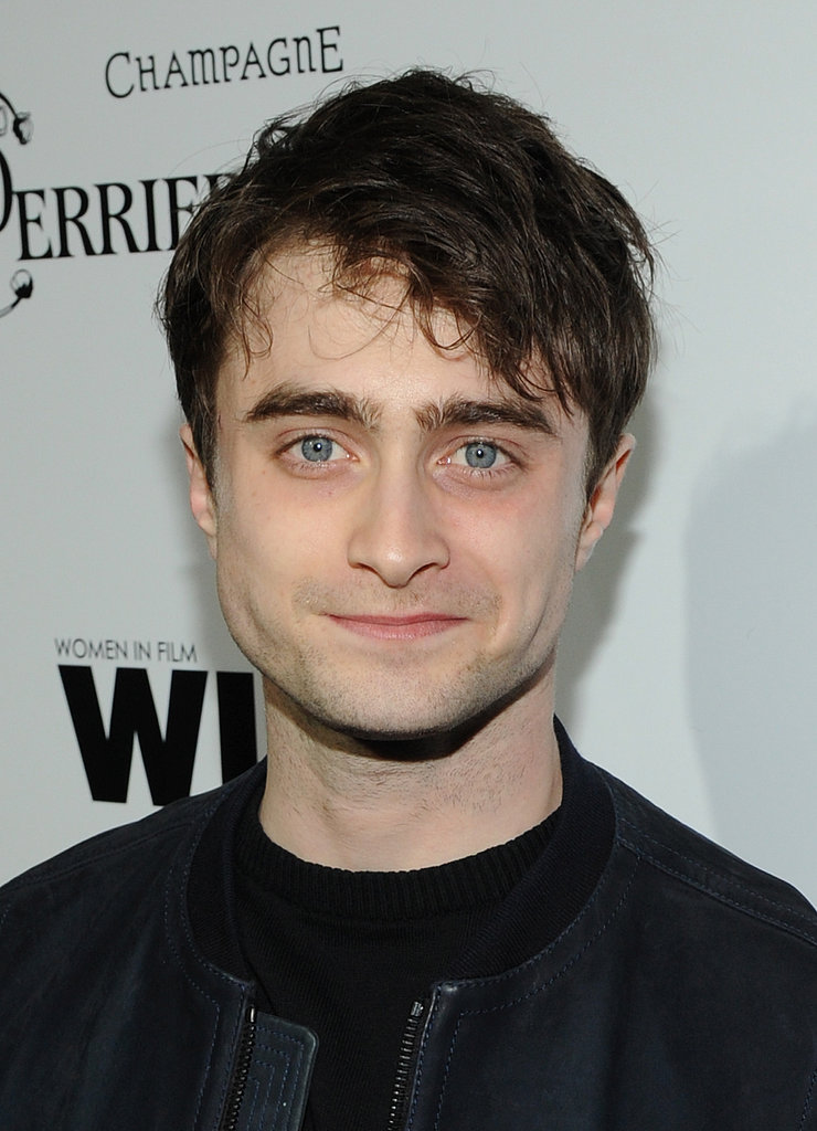 Daniel Radcliffe attended the party.