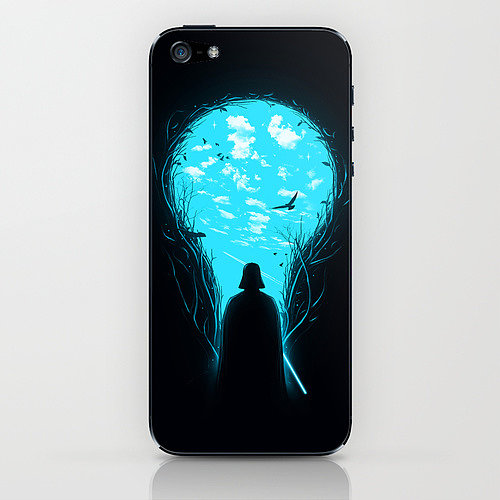 Darth Vader crosses over to The Other Side with this iPhone case ($35).