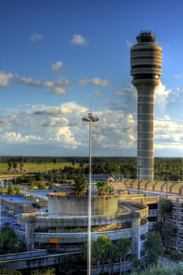 Orlando International Airport (MCO)