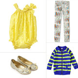 Spring Trends For Stylish Tots