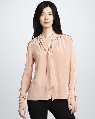 Elizabeth and James Daphne Silk Blouse