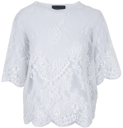 Simone Rocha 'lovelace' top