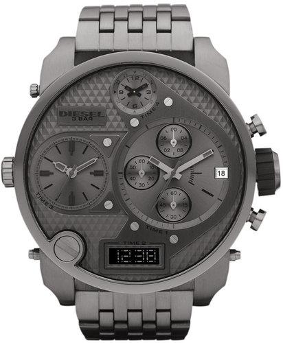 DIESEL Time Zone Oversized Bracelet Watch