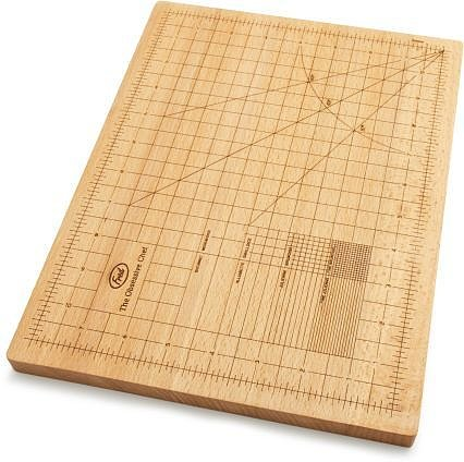 Fred The Obsessive ChefTM Cutting Board